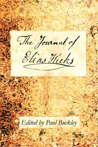 Journal of Elias Hicks